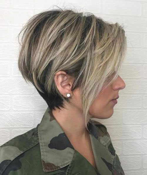 6 Mind-Blowing Simple Short Hairstyles for Fine Hair 2019 – Dazhimen