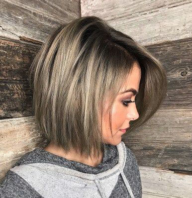 Short Hairstyles For European And American Girls In 2019 And Short Hairstyles For European And American Girls With Personality Are Tied Up Like This Dazhimen