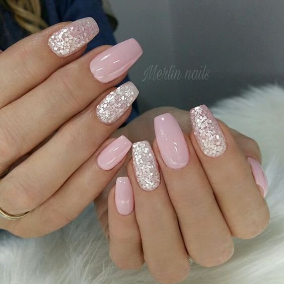 Best Wedding Nail Designs Ideas To Inspire Your Mood - Dazhimen