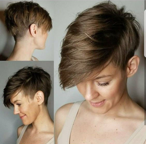 Classy Undercut Pixie Ideals That Make Heads Turn,Get Your
