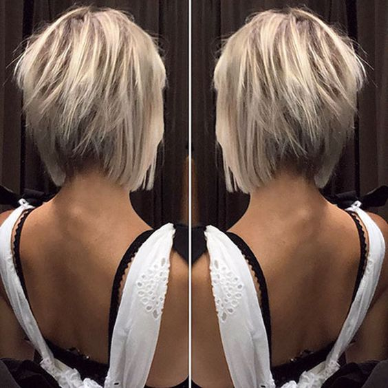 Short Blonde Hair Color Hairstyles For A Chic Look Page 15 Dazhimen