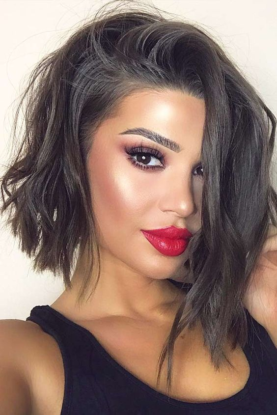 2020 Short Hair Trends.Short Hair Continues To Be The Trend Style Of 2019 2020